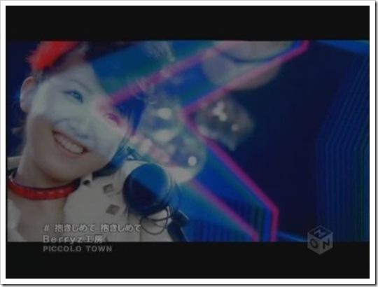Berryz Koubou - Dakishimete Dakishimete (M-ON)_073